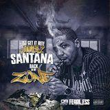 DJ KEYZZ THE INTERNET DJ - Santana Bandana Cover Art