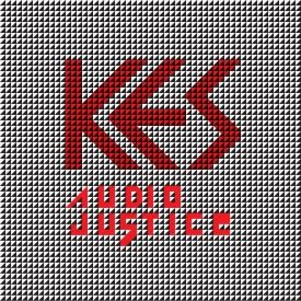 KES - Audio Justice EP Cover Art