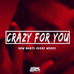 "Stormz Kill It - [FREE] Usher x Chris Brown x Ty Dolla Sign Type Beat ""Crazy For You"" Cover Art"