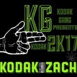 Kodak Zach - 2K17 Cover Art
