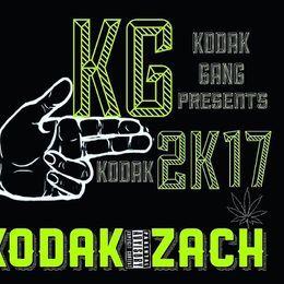Kodak Zach - Fuckin Up A Check REMIX (fT. Yung Mazi) Cover Art