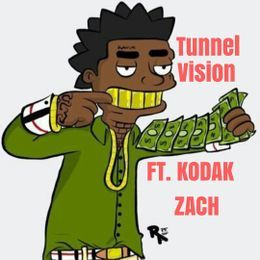 Kodak Zach - Tunnel Vision (Ft. Kodak Zach) Cover Art