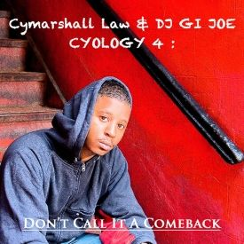 Kevin Nottingham -  Cyology 4: Don't Call It A Comeback Cover Art