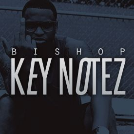 Key Notez - BISHOP Cover Art