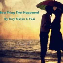 Key Notez - best thing that happened Cover Art