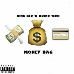 King Kez - Money Bag Cover Art