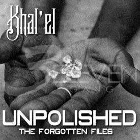 Khal'el - Unpolished (The Forgotten Files) Cover Art