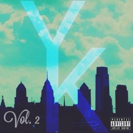 SEAN VALY - The YK Mixtape Vol. 2 Cover Art