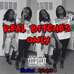 Kilaa Mami - R.B.O (Real Bitches Only) Freestyle Cover Art