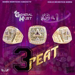 King Boss 1 (KB-1) - 3 Peat Cover Art