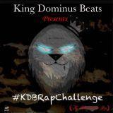 King Dominus - #KDBRapChallenge Cover Art