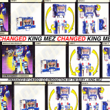 King Mez - Changed Cover Art