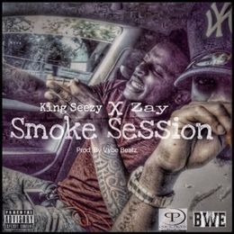 King Seezy - Smoke Session Cover Art