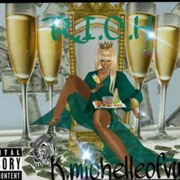 Kmichelle - Rich (Official Audio) Cover Art