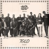 KPdatpiff - TGOD Vol. 1 Cover Art