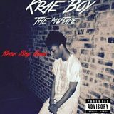 KRAE BOY QUAN - Krae Boy The Mixtape Cover Art