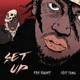 Kirk Knight - Setup Cover Art