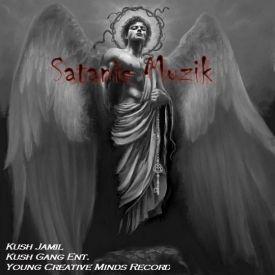 Kush Jamil - Satanic Muzik Cover Art