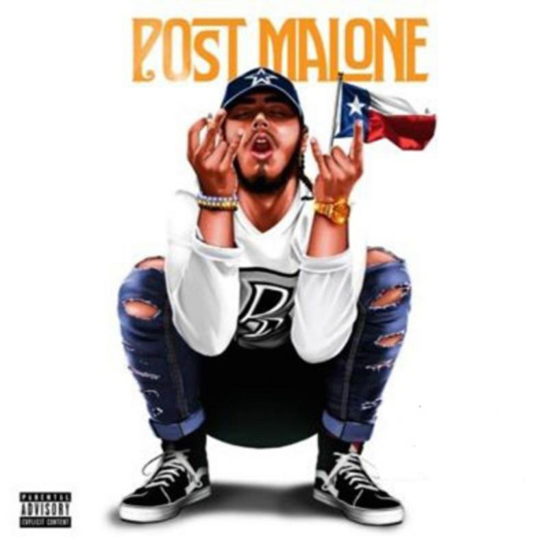 Post Malone Album Cover: That's It Uploaded By Kushzy
