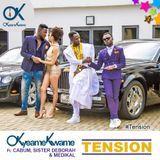 kwekumasimol - Tension Cover Art