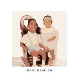 Laineweeze - Baby Beatles Cover Art