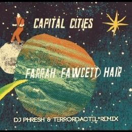 Farrah Fawcett hair capital cities zippy