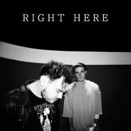 Lane Harry - Right Here Cover Art