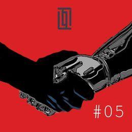 Legião do Mal - Legião do Mal Discute #05: Guerras Secretas Cover Art