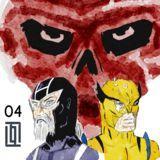 Legião do Mal - Legião do Mal Discute #04 - Old Man Logan Cover Art