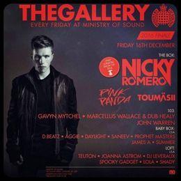 Leveraux - @ Ministry Of Sound Club DJ Set ,London 16/12/2016 Cover Art