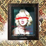 Leveraux - Red Lips Always Lie Mixtape // DJ Leveraux Cover Art