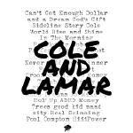 L.E.X - Cole And Lamar Cover Art