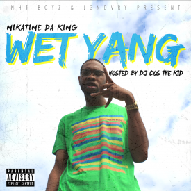 LGNDVRY - Wet Yang Cover Art