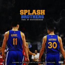 LGNDVRY - Splash Brothers Cover Art