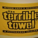 David Gift - Terrible Towel Cover Art