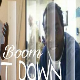 Lil Boom - Hold It Down Cover Art