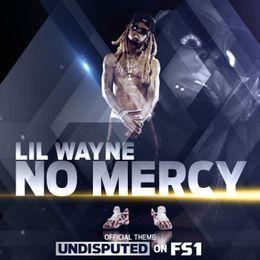 LilWayneHQ - No Mercy Cover Art