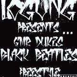 Logvng entertainment - GMR DUKES BLACK BEATLES freestyle Cover Art