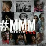 Louie Millz - Monday Madness Mix 5/04/15 (Clean) Cover Art