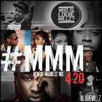 Louie Millz - Monday Madness Mix 4/20/15 Cover Art