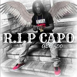 Luh jay 300 - RIP CAPO pt 2 Cover Art