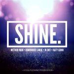 M-Dot - Shine Cover Art