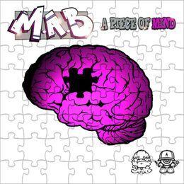 M.A.B - A Piece Of Mind  Cover Art