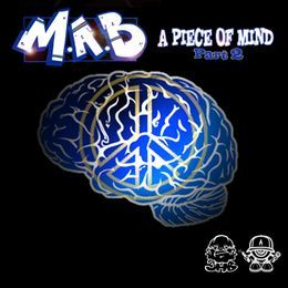 M.A.B - A Piece Of Mind Part.2 Cover Art