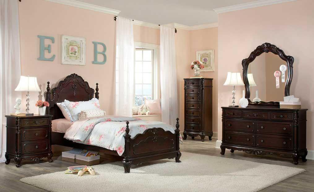 Mackmoss Homelegance Cinderella Home Elegance Bedroom