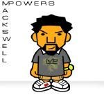 Mackswell Powers - Powerful prod. by DJ Mstacks Cover Art