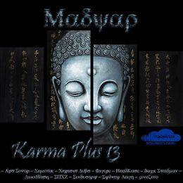 Madyar - Karma Plus 13 Cover Art