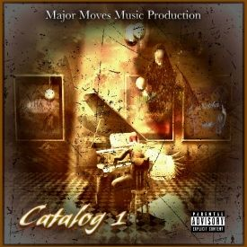 Major Moves - Catalog 1 Cover Art