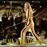 MakBoyJR - Black Mamba freestyle (Chill Bill beat) Cover Art
