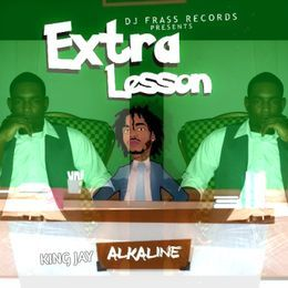 King Jay - Alkaline - Extra Lessons Remix ft. King Jay Cover Art